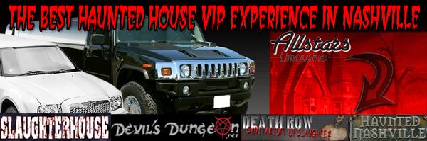 Haunted Houses Nashville